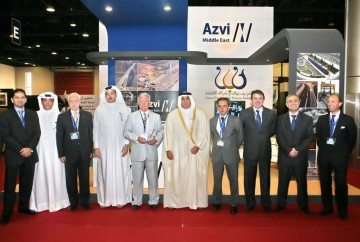 Official presentation of Azvi Middle East in Qatar (2)