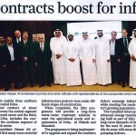 contracts boots for infrastructure